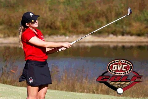 Austin Peay Women's Golf heads to Alabama Monday for 2017 Ohio Valley Conference Women's Golf Championships. (APSU Sports Information)