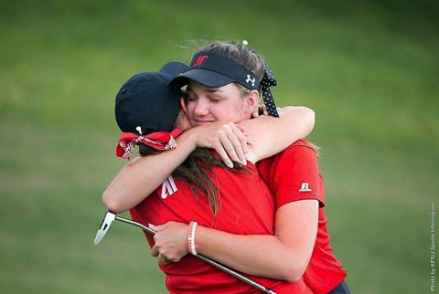 Austin Peay Women's Golf finishes OVC Championships tied for fourth with Belmont. (APSU Sports Information)
