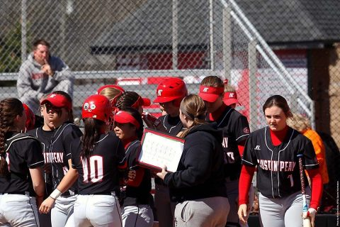 Austin Peay Softball home game against Middle Tennessee Blue Raiders canceled today because of rain moving into the area. (APSU Sports Information)
