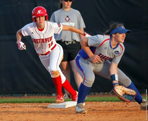 Austin Peay Softball travels to Eastern Illinois Sunday for last away games of the season. (APSU Sports Information)