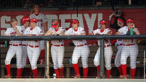 Austin Peay Softball games against Eastern Illinois cancelled Sunday due to rain. (APSU Sports Information)