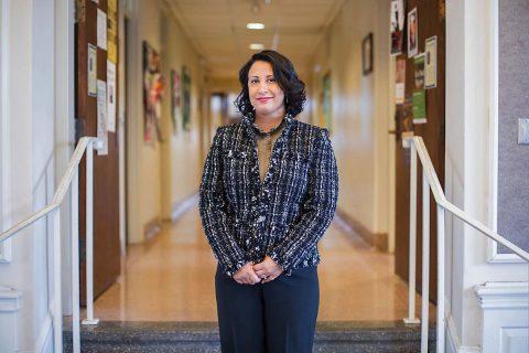 APSU student Elizabeth Wilcox. (Cassidy Graves, APSU)