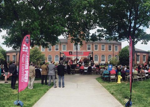 Austin Peay Celebrates it's 90th Birthday.