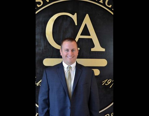 Clarksville Academy Assistant Football Coach John Crosby
