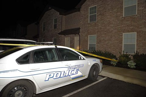 While conducting a welfare check, Clarksville Police found a women dead in her apartment on Fairview Lane.