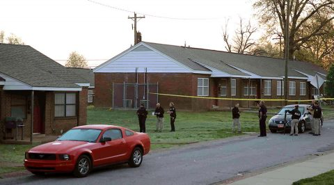 Clarksville Police are investigating a homicide that took place Thursday on Ernest Shelton Drive.