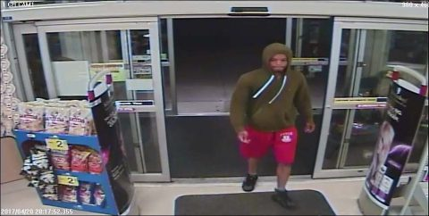 Clarksville Police are trying to identify the person in this photo. If anyone has any information, please call lead investigator Justin Neagos 931.648.0656 ext. 5537.