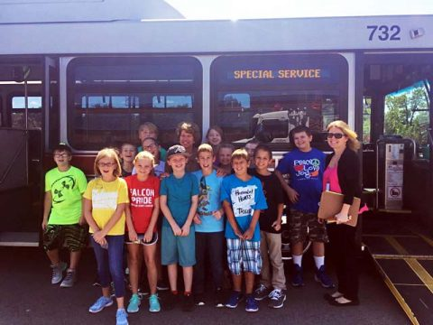 Clarksville Transit Service will offer free bus rides for youth 18 and under this summer, allowing more opportunity for youngsters to get to work and summer activities.