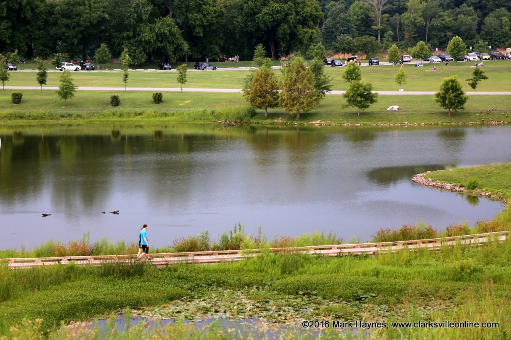 Clarksville's Liberty Park