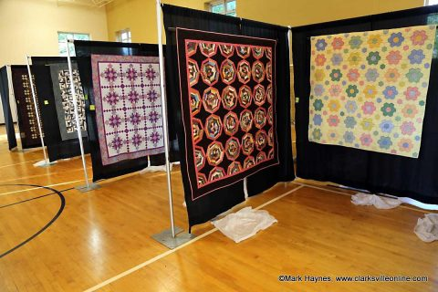 Clarksville's Rivers and Spires Quilts of the Cumberland
