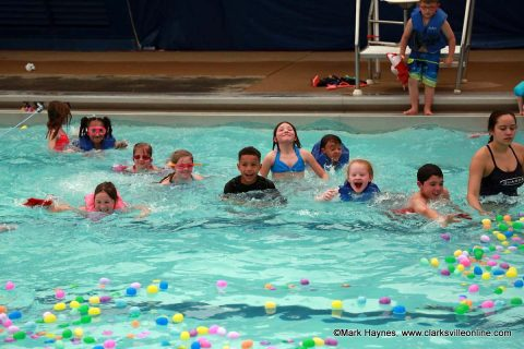 Annual Wettest Egg Hunt scheduled for April 13th at New Providence Pool.