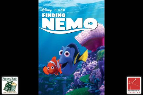 """Planters Bank Presents…"" film series to show ""Finding Nemo"" this Sunday at Roxy Regional Theatre."