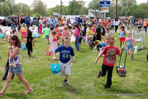 Hilltop Super Market Easter Egg Hunt