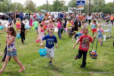Hilltop Super Market Easter Egg Hunt