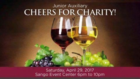 Junior Auxiliary of Clarksville to host Cheers for Charity