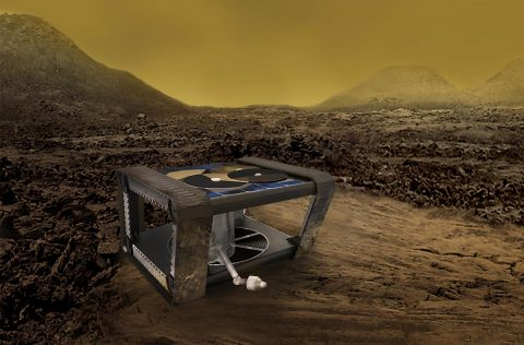 PL's AREE rover for Venus is just one of the concepts selected by NASA for further research funding. (NASA/JPL-Caltech)