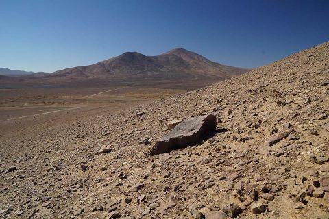 Chile's Atacama Desert is the driest non-polar desert on Earth -- and a ready analog for Mars' rugged, arid terrain. (NASA/JPL-Caltech)