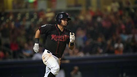 Nashville Sounds fall at Oklahoma City Dodgers Thursday night, 4-3. (Nashville Sounds)
