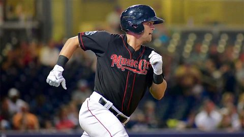 Nashville Sounds fall 5-0 to Oklahoma City Dodgers at First Tennessee Park, Wednesday night. (Nashville Sounds)