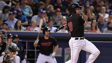 New Opponent, Same Offensive Struggles for Nashville Sounds. (Nashville Sounds)