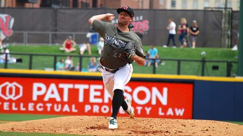 Nashville Sounds losing streak hits five with 5-1 loss to Colorado Springs Sky Sox Sunday at First Tennessee Park. (Nashville Sounds)