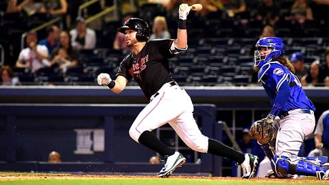 Nashville Sounds End Five-Game Losing Streak With Win in Series Opener. (Nashville Sounds)