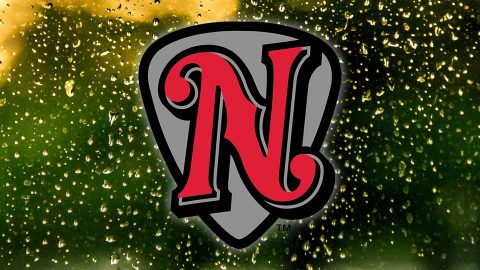 Nashville Sounds Game Suspended. (Nashville Sounds)