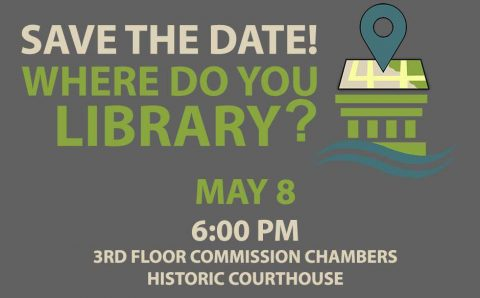 North Clarksville Library Branch proposal meeting set for May 8th
