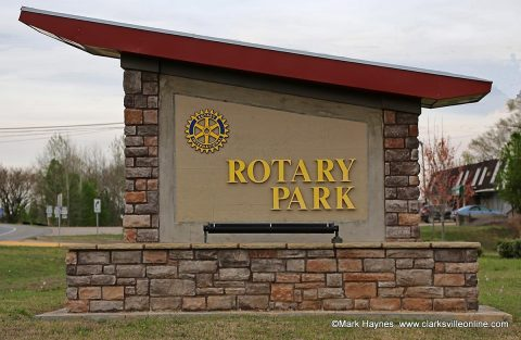 Infrastructure Improvements to begin Monday at Rotary Park.
