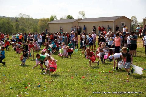 Yellow Creek Baptist Church Community Easter Egg Hunt