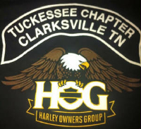 Tuckessee Harley Owner's Group, H.O.G, chapter