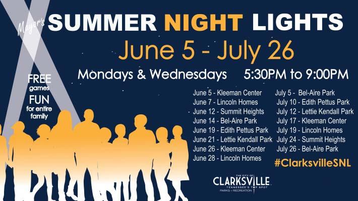 2017 Mayors Summer Night Lights