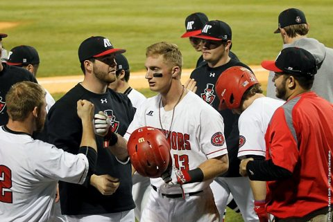 Austin Peay Baseball hosts Evansville Tuesday, then Lipscomb Wednesday, to close out 2017 season home games. (APSU Sports Information)