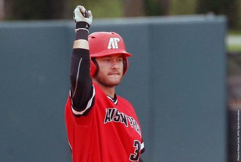 Austin Peay Baseball hosts SIU Edwardsville this weekend at Raymond C. Hand Park. (APSU Sports Information)