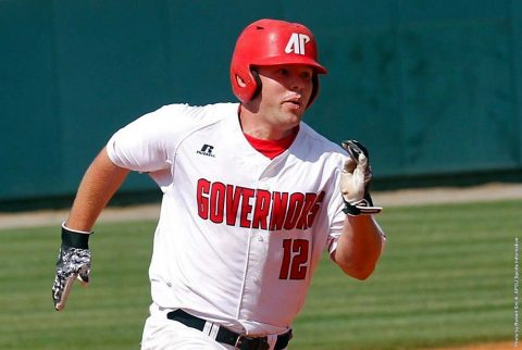Austin Peay Baseball travels to Eastern Illinois for three game OVC series. (APSU Sports Information)