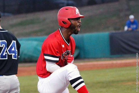 Austin Peay Baseball clinches OVC Baseball Championship berth with two wins over Eastern Illinois, Friday. (APSU Sports Information)