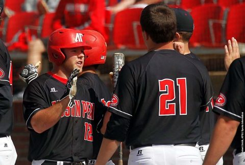 Austin Peay Baseball takes on UT Martin in first game of the OVC Tournament, Tuesday. (APSU Sports Information)