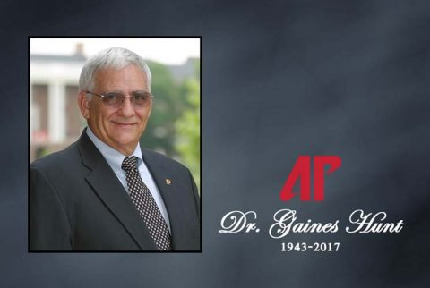 APSU - Gaines Hunt