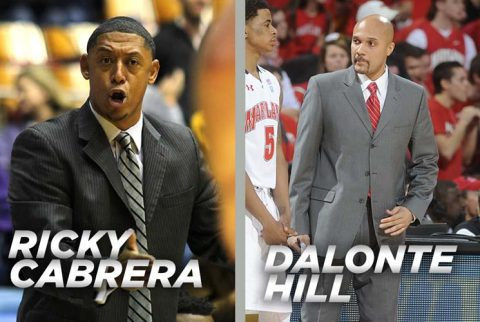 Ricky Cabrera and Dalonte Hill added to Austin Peay Men's Basketball's coaching staff. (APSU Sports Information)