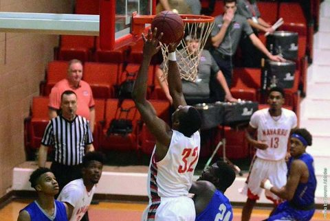 Austin Peay Men's Basketball signs Eric McCollum. (APSU Sports Information)