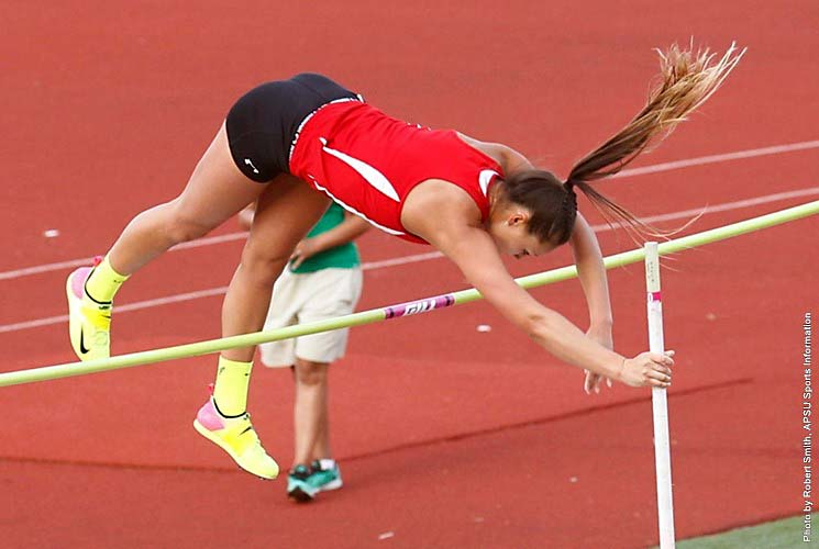 Austin Peay Track and Field heads to Alabama Thursday for OVC Outdoor Championships. (APSU Sports Information)