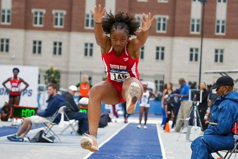 Austin Peay Track and Field has three athletes compete at NCAA East Preliminary. (APSU Sports Information)