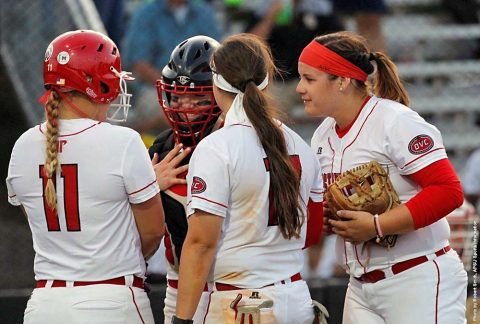 Austin Peay Softball takes on Murray State in a doubleheader Saturday at Cheryl Holt Field. (APSU Sports Information)