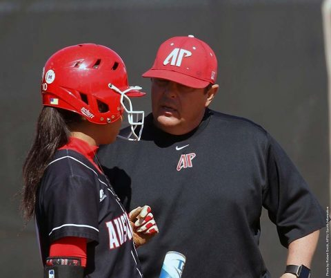 Austin Peay Softball Coach Shane Showalter's contract not renewed. (APSU Sports Information)