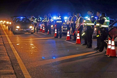Hands Across the Border DUI Checkpoint and Saturation Patrol was held May 19th, 2017.