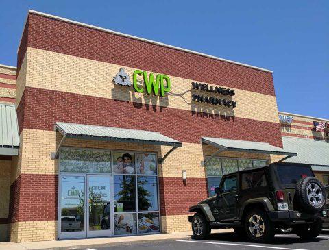 Comprehensive Wellness Pharmacy store