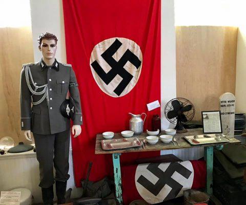 German POW Memorabilia in Crossville Tennessee