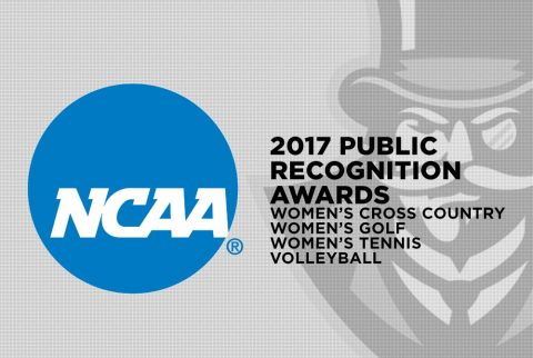 Four Austin Peay Govs teams earn Public Recognition Awards from NCAA. (APSU Sports Information)