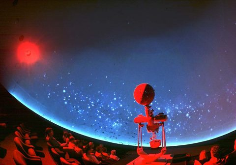 Golden Pond Planetarium at Land Between The Lakes. (LBL)