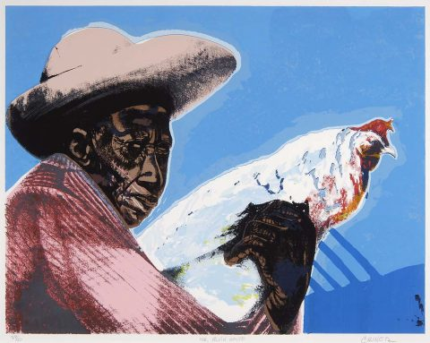 Harmon and Harriet Kelley Collection of African American Art: Works on Paper